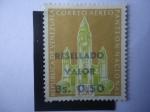 Sellos del Mundo : America : Venezuela : Panteón Nacional - Antiguamente:Iglesia Santisima Trinidad (Parroquia de Altagracia-Caracas)