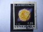 Sellos del Mundo : America : Venezuela : El Solm - X Aniversario del Planetario Humboldt