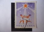sellos de America - Venezuela -  Festival del Niño 1968.