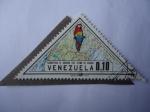 Stamps Venezuela -  Carretera El Dorado Santa Elena De Uair