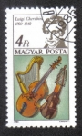 Stamps Europe - Hungary -  Año Internacional de la Música: Luigi Cherubini