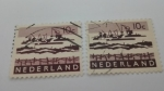Stamps Netherlands -  Industria Portuaria
