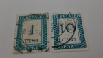 Stamps Europe - Netherlands -  Numero/Valor