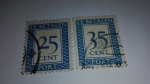 Stamps Netherlands -  Numero/Valor