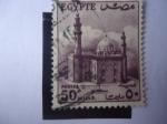 Stamps Asia - Turkey -  Mesquita del Sultán hussein Kamel (1853-1917)-El Cairo-Sultán de Egipto y de Sudán