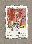 Stamps Europe - Luxembourg -  Colección P&T