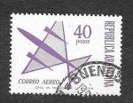 Stamps Argentina -  C109 - Avión
