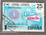 Sellos del Mundo : Europa : España : España exporta (308)
