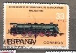 Sellos de Europa - España -  Ferrocarril (404)