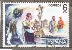 Sellos del Mundo : Europa : España : Maruxa (375)