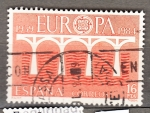 Sellos del Mundo : Europa : España : Europa (462)