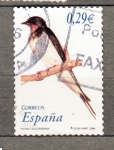 Sellos del Mundo : Europa : España : Golondrina (495)