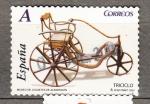 Sellos de Europa - España -  Triciclo (604)