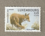 Stamps Europe - Luxembourg -  Beneficiencia, Zorro