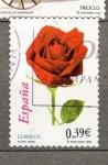 Sellos del Mundo : Europa : España : Rosa (616)