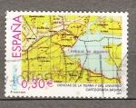 Sellos del Mundo : Europa : España : Cartografía (620)