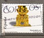Sellos de Europa - España -  Tragabolas (625)