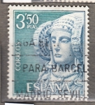Sellos del Mundo : Europa : España : Dama de Elche (1082)