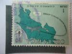 Stamps Costa Rica -  FAO- Campaña Mundial Contra el Hambre