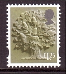 Stamps United Kingdom -  Country definitive- Inglaterra