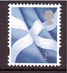 Sellos de Europa - Reino Unido -  Country definitive- Escocia