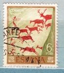 Sellos del Mundo : Europa : España : Arte rupestre (1088)