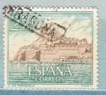 Sellos del Mundo : Europa : España : Peñiscola (1089)