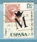 Sellos del Mundo : Europa : España : Dia del sello (1091)