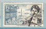 Sellos del Mundo : Europa : España : Rosalía de Castro (1094)