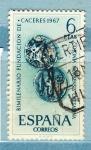 Sellos del Mundo : Europa : España : Bimilenario Cáceres (1095)
