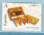 Sellos del Mundo : Europa : España : Arquitectura (630)