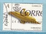 Sellos del Mundo : Europa : España : Submarino (631)