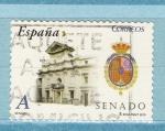 Sellos del Mundo : Europa : España : Senado (660)