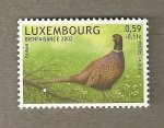 Stamps Luxembourg -  Beneficiencia, Faisan