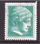 Stamps of the world : Greece :  serie- Arte antiguo