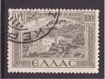 Sellos de Europa - Grecia -  Monasterio de Palmos