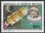 Stamps : Asia : Mongolia :  139 - Yuri Gagarin