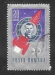 Stamps Romania -  2274 - Yuri Gagarin