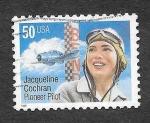 Sellos de America - Estados Unidos -  3066 - Jacqueline Cochran