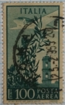 Stamps Italy -  Poste Republica Italiana
