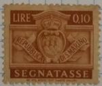 Stamps San Marino -  República San Marino
