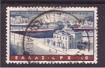 Stamps of the world : Greece :  Puerto griego