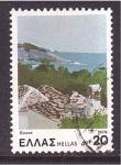 Stamps Greece -  serie- Paisajes