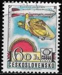 Stamps of the world : Czechoslovakia :  Checoslovaquia-cambio