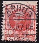 Stamps Denmark -  Cristian IX
