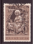 Stamps Greece -  Talla