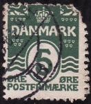 Sellos del Mundo : Europa : Dinamarca : Previo pago postal
