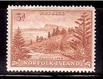 Stamps Australia -  Paisaje