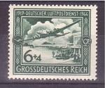 Sellos de Europa - Alemania -  25 aniv. correo aéreo