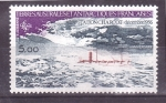 Stamps Europe - French Southern and Antarctic Lands -  25 aniv. estación de Charcot